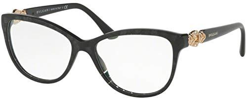 Bvlgari 0BV4132B-5412 BVLGARI BLACK (MAMBA) -53mm womens (Bvlgari Sonnenbrille Damen)
