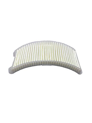 Picket Motor Exhaust Hepa Filter Designed to Fit Bissell - Style 12 Bissell Powerforce Turbo & Bissell Vacuums Replaces Bissell Mainly# B-203-1402, 203-1402, 2031402