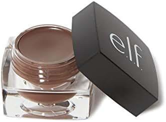 e.l.f. Cosmetics Cream Eyeliner, Create a Precise, Defined Look, Coffee