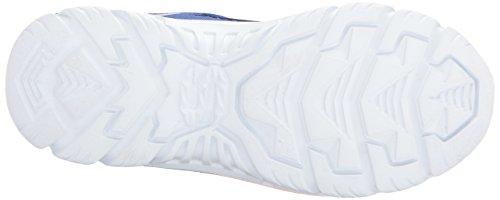 Skechers Jungen Nitrate-Quick Blast Sneaker Blau (Blue/Navy)