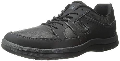Rockport Men's Get Your Kicks Blucher Black Sneaker 11 M (D)-11  M