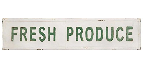 Sign Embossed - Large