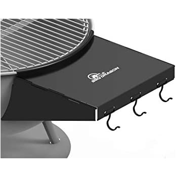 Weber Bbq Side Table.Bbq Dragon Grill Table Fits 22 Weber Charcoal Grills Weber Grill Table Weber Kettle Grill Accessories Steel Bbq Table Folds To Store Inside