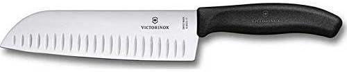 Victorinox Swiss Army Cutlery Fibrox Pro Santoku Knife