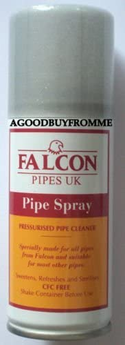 FALCON PIPE SPRAY CLEANER STERILISES REFRESHES SWEETENS by Falcon