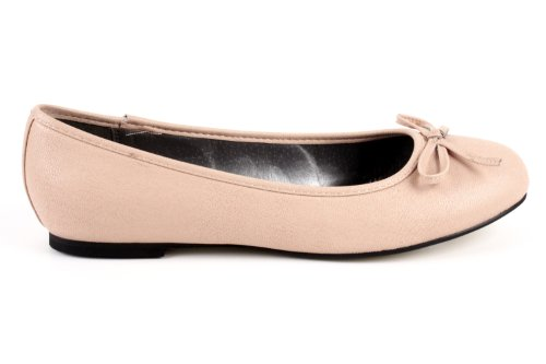 8 5 Flats Range Soft to Andres EU to Ballet Machado Sizes Faux 46 with 11 Bow 42 Glitter UK Blue Leather Size TG104CHAROL Patent Large Beige AawAqp