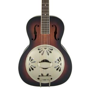 Biscuit Resonator Guitar - Gretsch G9240 Alligator Biscuit Cone Roundneck