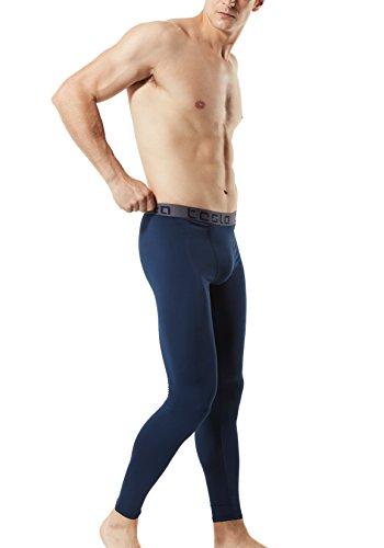 Tesla Men's Compression Pants Baselayer Cool Dry Sports Tights Leggings MUP19/MUP09/P16