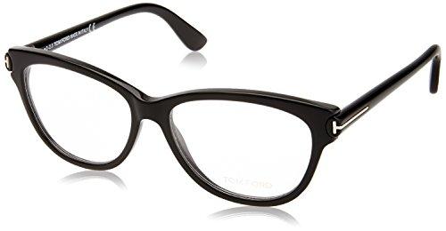 Black Montures 002 Pour Ford Femme FT5287 Tom Matte de Black lunettes Matte 8fU5qzwax