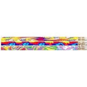 UPC 722301072646, Good 'N Groovy - 144 Colors Swirls Pencils D1003