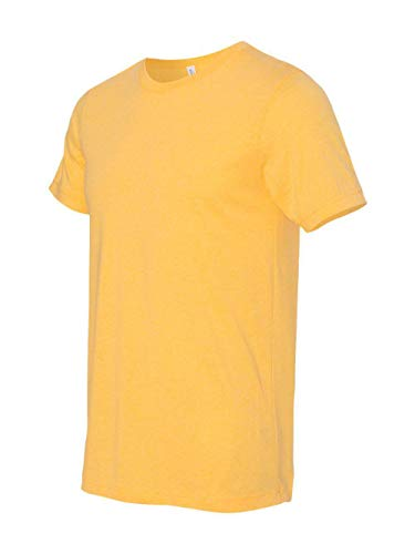 Special Yellow T-shirt - Bodek And Rhodes 60131787 3001 Bella Canvas Unisex Jersey Short-Sleeve Tee Heather Yellow - 2XL