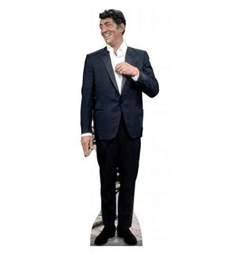 Dean Martin - Advanced Graphics Life Size Cardboard Standup (Cardboard Cutout Dean compare prices)