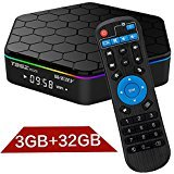 Buy T95Z Plus Android TV Box 3GB RAM/32GB ROM Android 7.1 Octa Core Amlogic S912 TV Box with 4K Dual...