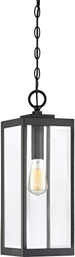 (Quoizel WVR1907EK Westover Lantern Outdoor Earth Black)
