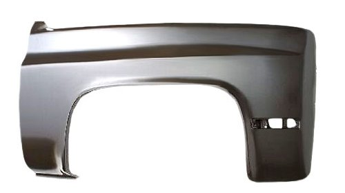 OE Replacement Chevrolet/GMC Front Passenger Side Fender Assembly (Partslink Number (Blazer Replacement Front Fender)