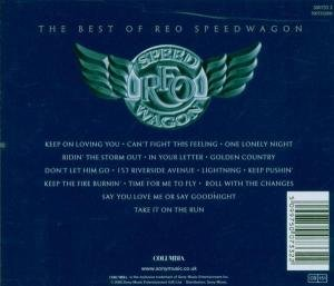 Take It On the Run: The Best of REO Speedwagon by Columbia