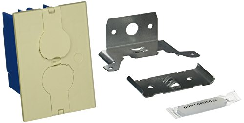 Thomas & Betts B121BFBR 1G 20 CU IN ADJ FLR BOX (Pack of 8)