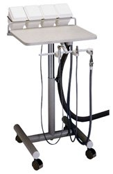Beaverstate Assistant's Dental Cart with Vacuum