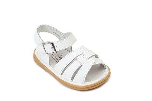 Wee Squeak Emma Sandal White Size 3