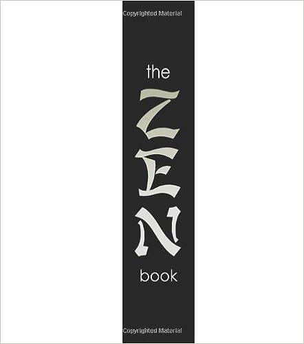 The Zen Book