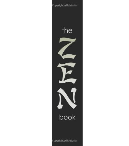 Download The Zen Book PDF