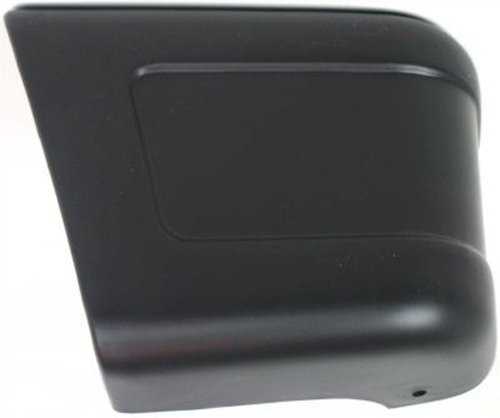 CPP Front, Passenger Side Bumper End for 1986-1995 Suzuki Samurai (Suzuki Samurai Bumper End)