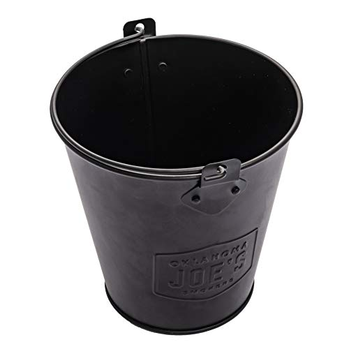 Bucket Drip - Oklahoma Joe's 9518545P06 Drip Bucket, Black