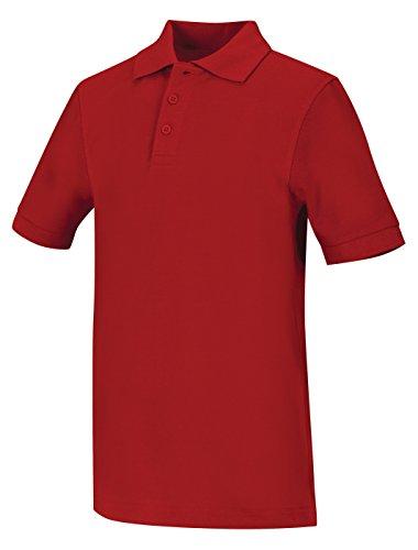 Classroom Uniform Pique Short Sleeve product image