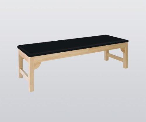 高田ベッド7-1200-24木製診察台(モクベッドS)ピンク60×180×55cm   B07BD23VR3