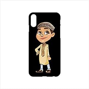 Fmstyles - iPhone X Mobile Case - Akeem wise arabic boy