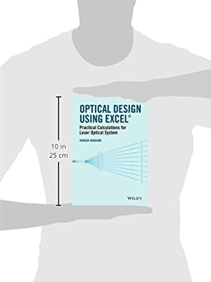 Optical Design Using Excel: Practical Calculations for Laser Optical Systems
