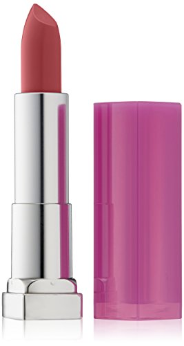 Maybelline New York Color Sensational Rebel Bloom Lipstick, Blushing Bud, 0.15 Ounce