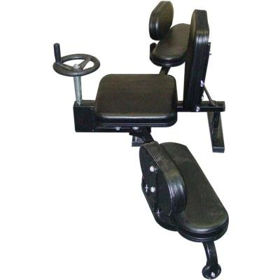 leg extension machine instructions