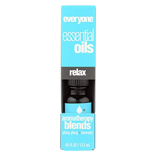 EO Products Everyone Aromatherapy Blends - Essential Oil - Relax - .5 oz ()