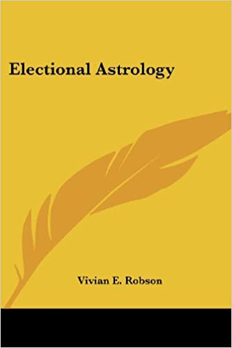 vivian robson electional astrology pdf