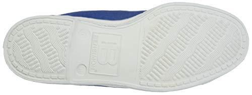 0514 Bensimon Elastic Indigo Donna Blu Sneaker Tennis rYq45r