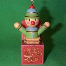 (yesteryears collection Jack in the Box 1977 hallmark)