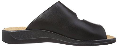 0100 202501 Schwarz 1 Monica G Noir Ganter Weite Chaussures 01000 femme Pwq7416