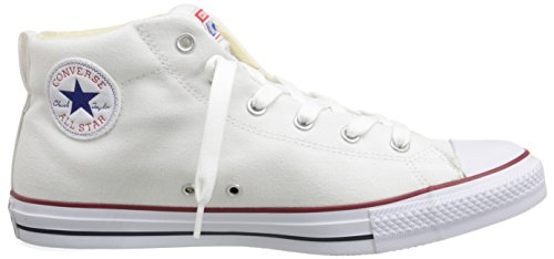 Converse Chuck Taylor All Star Via Sneaker Bianco bianco