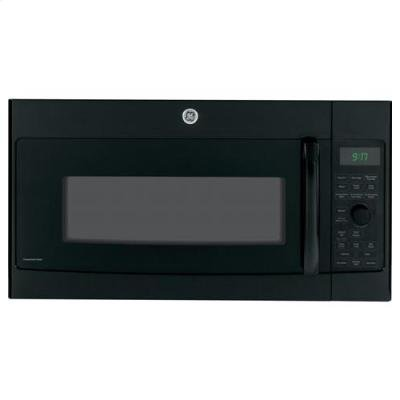 GE PVM9179DFBB Profile 1.7 Cu. Ft. Black Over-the-Range M...