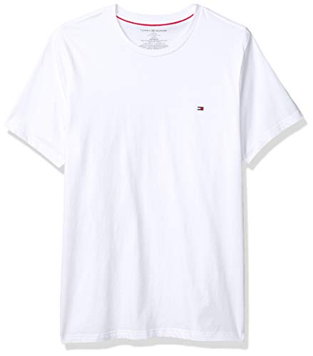 Tommy Hilfiger Men's Flag Crew Neck Tee