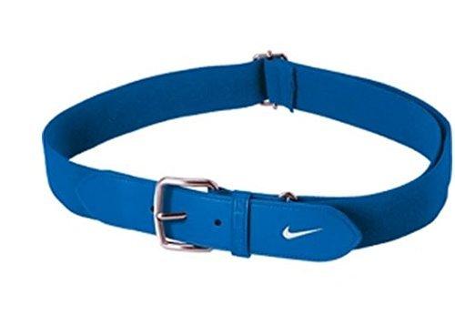 Nike Youth Baseball Belt (Royal/white)-osfm