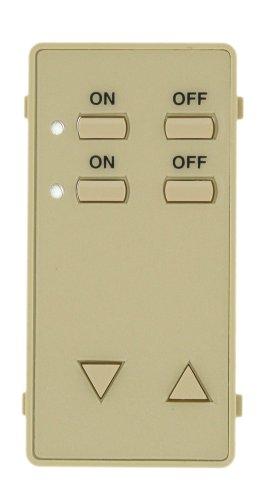 Leviton DCK2D-I Color Change Kit for 2 Address Decora Home Controls (DHC) Controller, - Dhc Decora Controls Home Controller