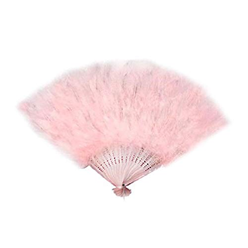 princess hand fan - 1