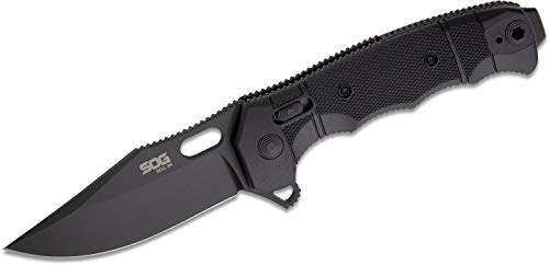 . SOG Seal XR, S35VN Steel Blade Folding Knives