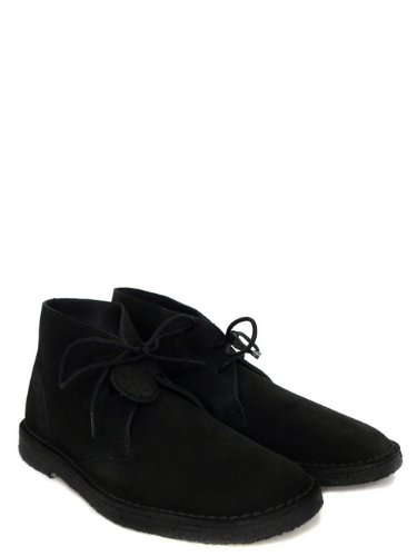 fc765c0fdaf Pretty Green Black Desert Boot 10: Amazon.co.uk: Shoes & Bags