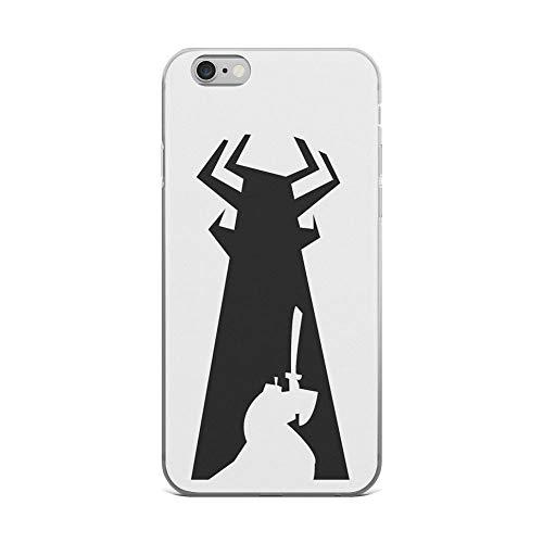 iPhone 6 Plus/6s Plus Pure Clear Case Cases Cover Samurai Jack (Best Samurai Jack Episodes)
