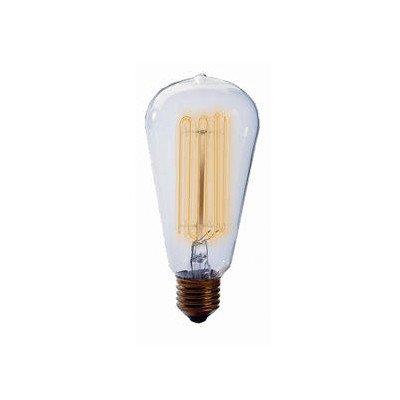 Bulbrite Industries Nostalgic Edison 40W 120-Volt Incandesce