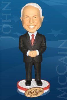 & 039;Limited Edition John McCain Bobblehead. 7 By am INC