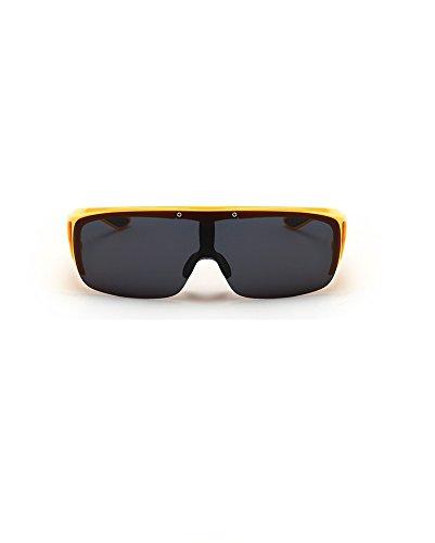 y 5cm MINISU Deportes 5x4 Amarillo polarizadas Aire Sol policarbonato 5x12 para Negro y de Amarillo al 14 Gafas Libre Ciclismo qSqURYw